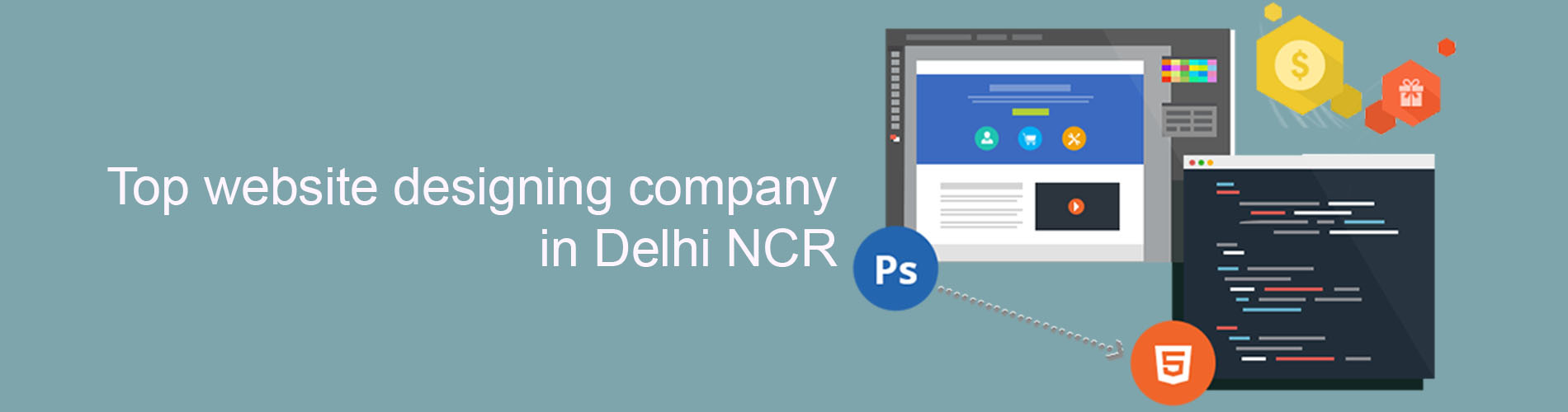 Web Designing Company In Delhi NCR
