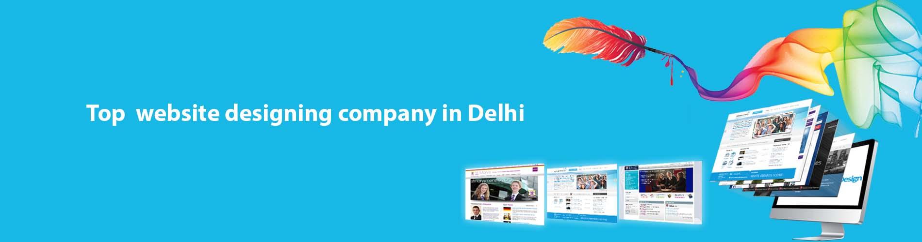 web designing company in delhi