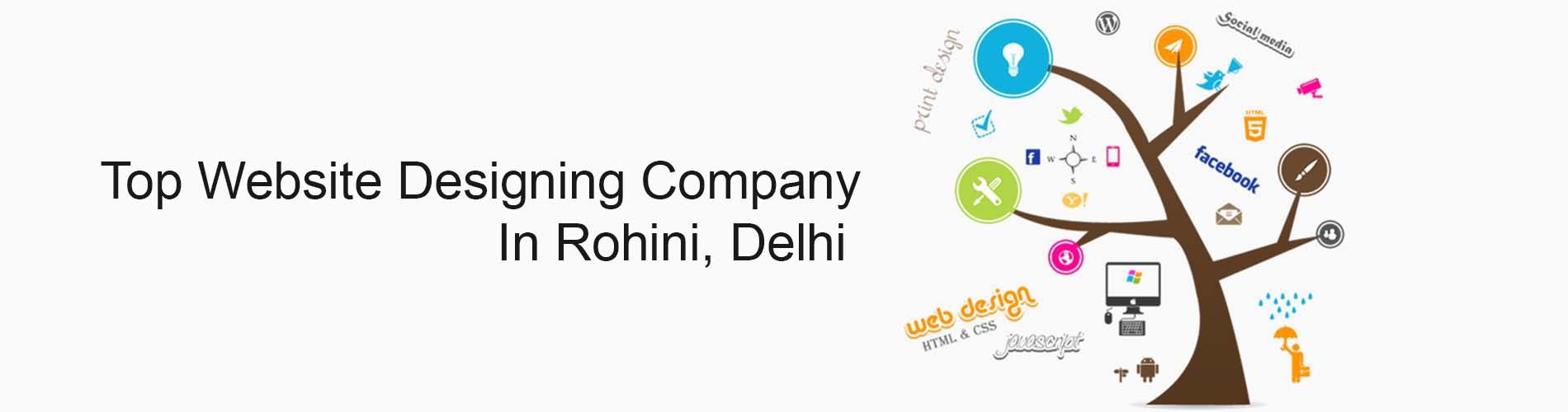 web designing company in rohini delhi