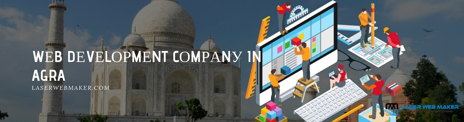 web development company in agra