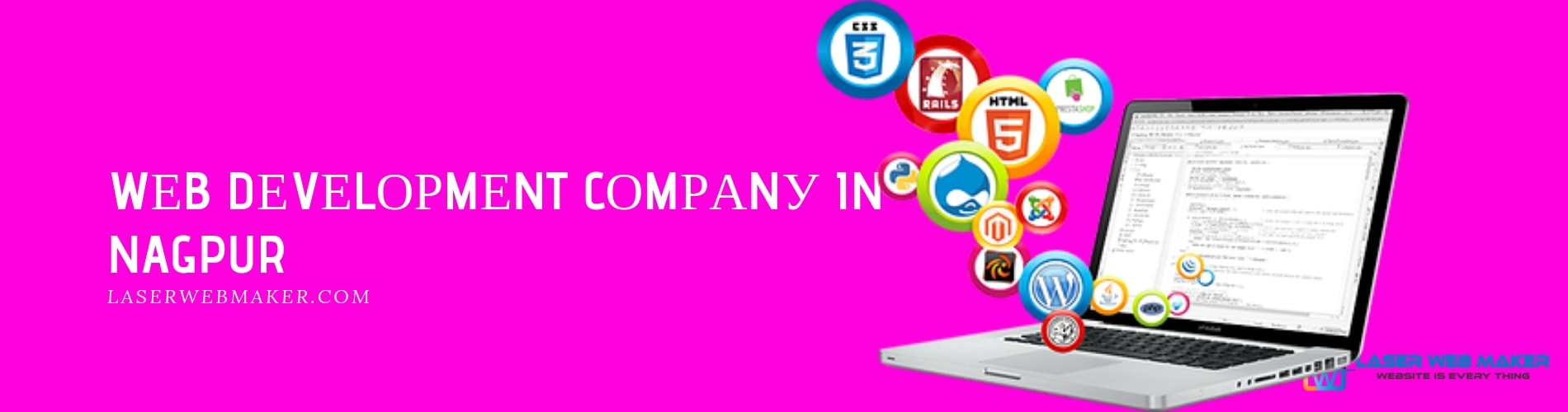 web development company in nagpur