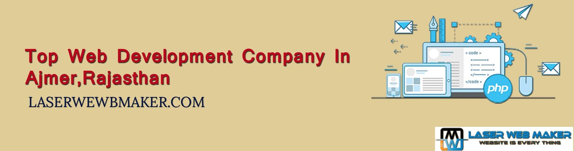 Top Web Development Company In Ajmer, Rajasthan