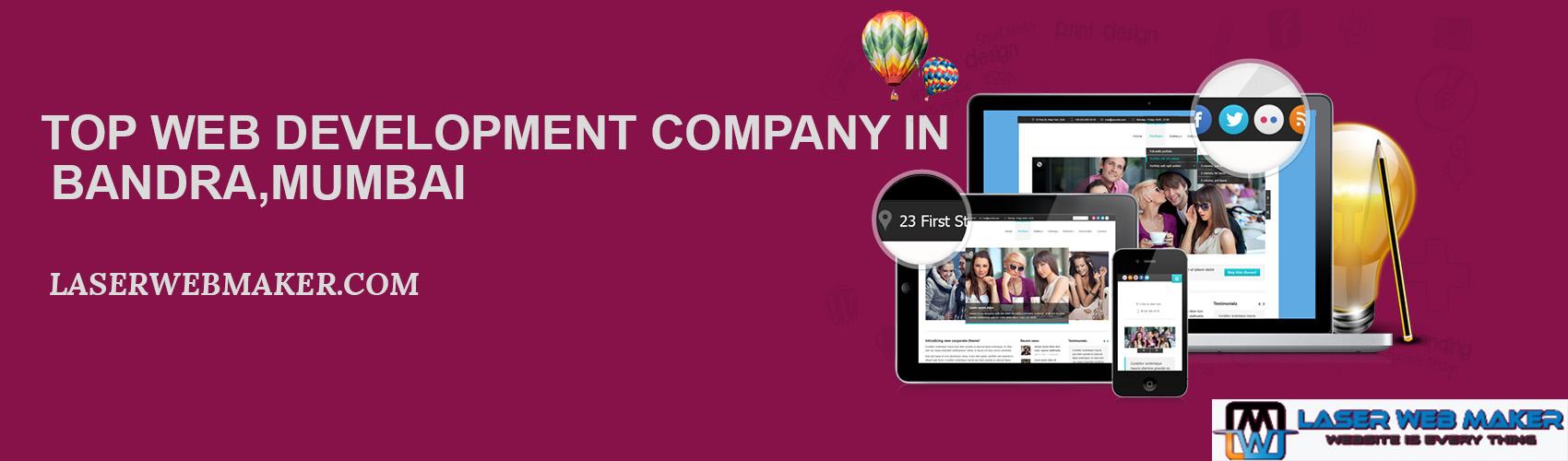 Top Web Development Company In Bandra