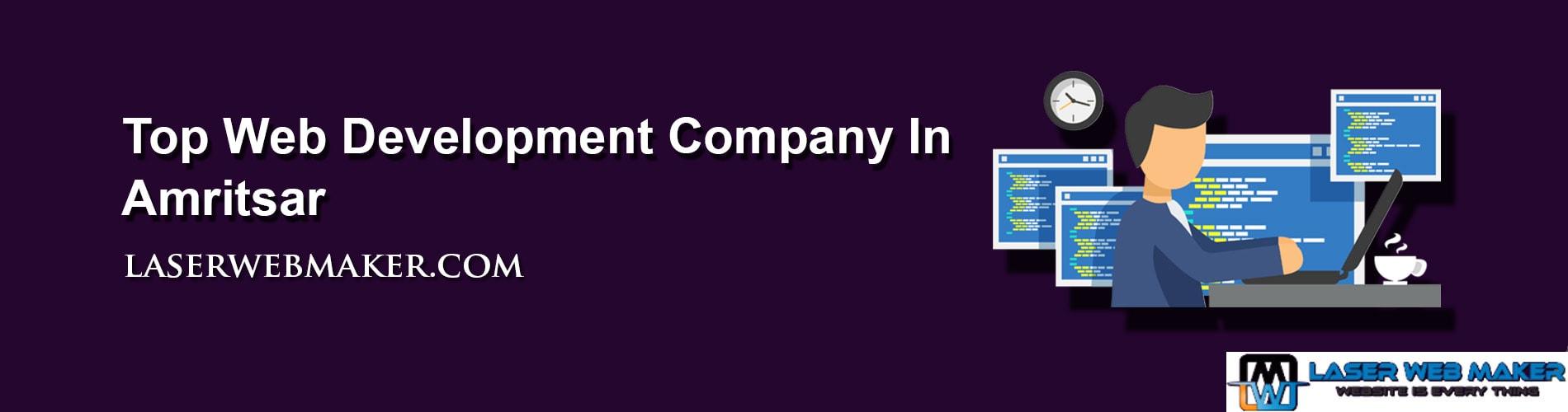 Top web development company in Amritsar