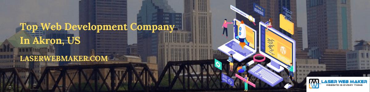 Top Web Development Company In Akron, US
